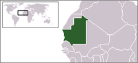 Locationmauritania